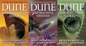 Legends Of Dune by Brian Herbert