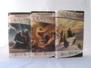 Paths of Darkness: The Legend of Drizzt by R.A. Salvatore