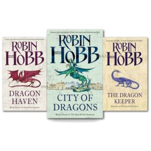 The Rain Wild Chronicles by Robin Hobb