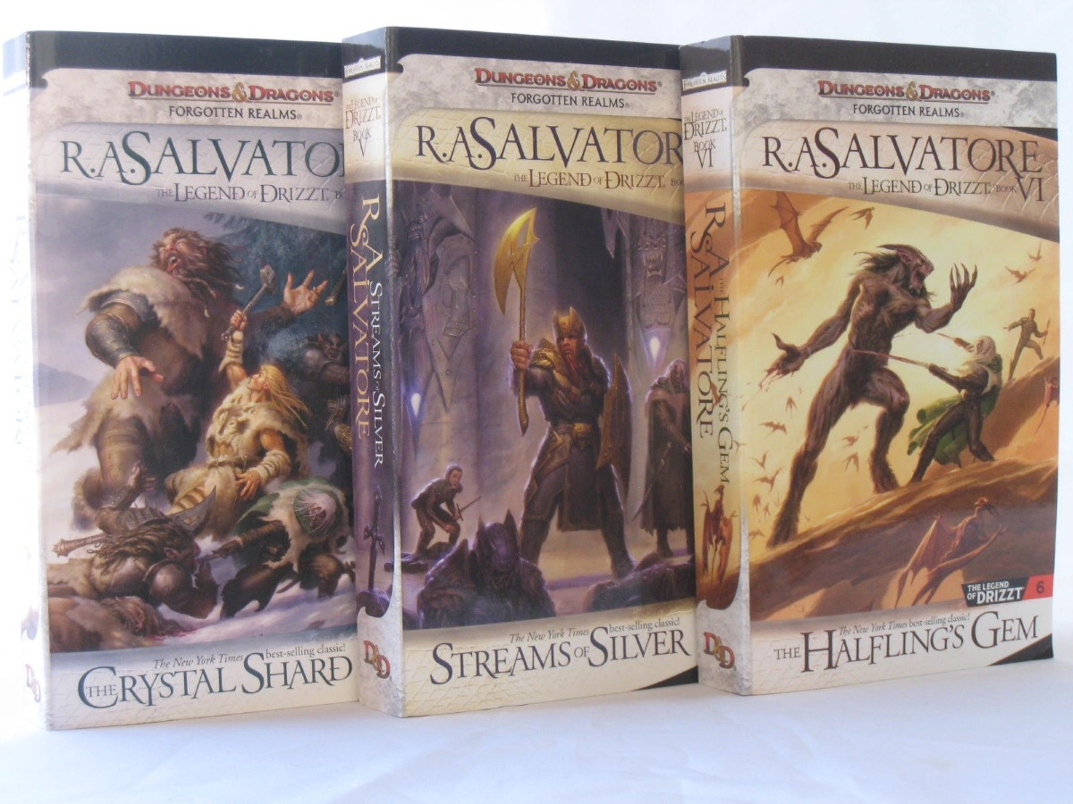 The Icewind Dale Trilogy by R.A. Salvatore