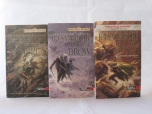 The Hunters Blades Trilogy by R.A. Salvatore