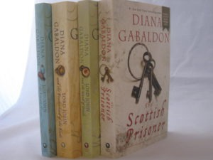 Lord John Grey Series by Diana Gabaldon