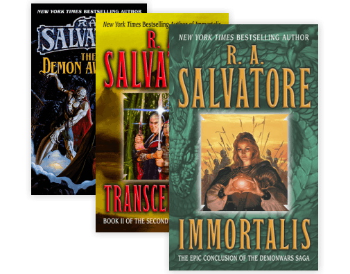 Second Trilogy of the Demon Wars