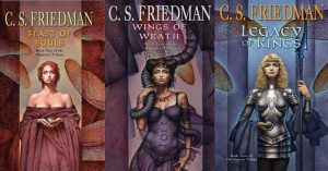 The Magister trilogy