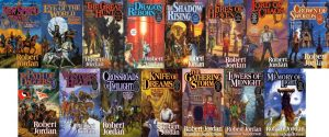 The Wheel of Time Covers